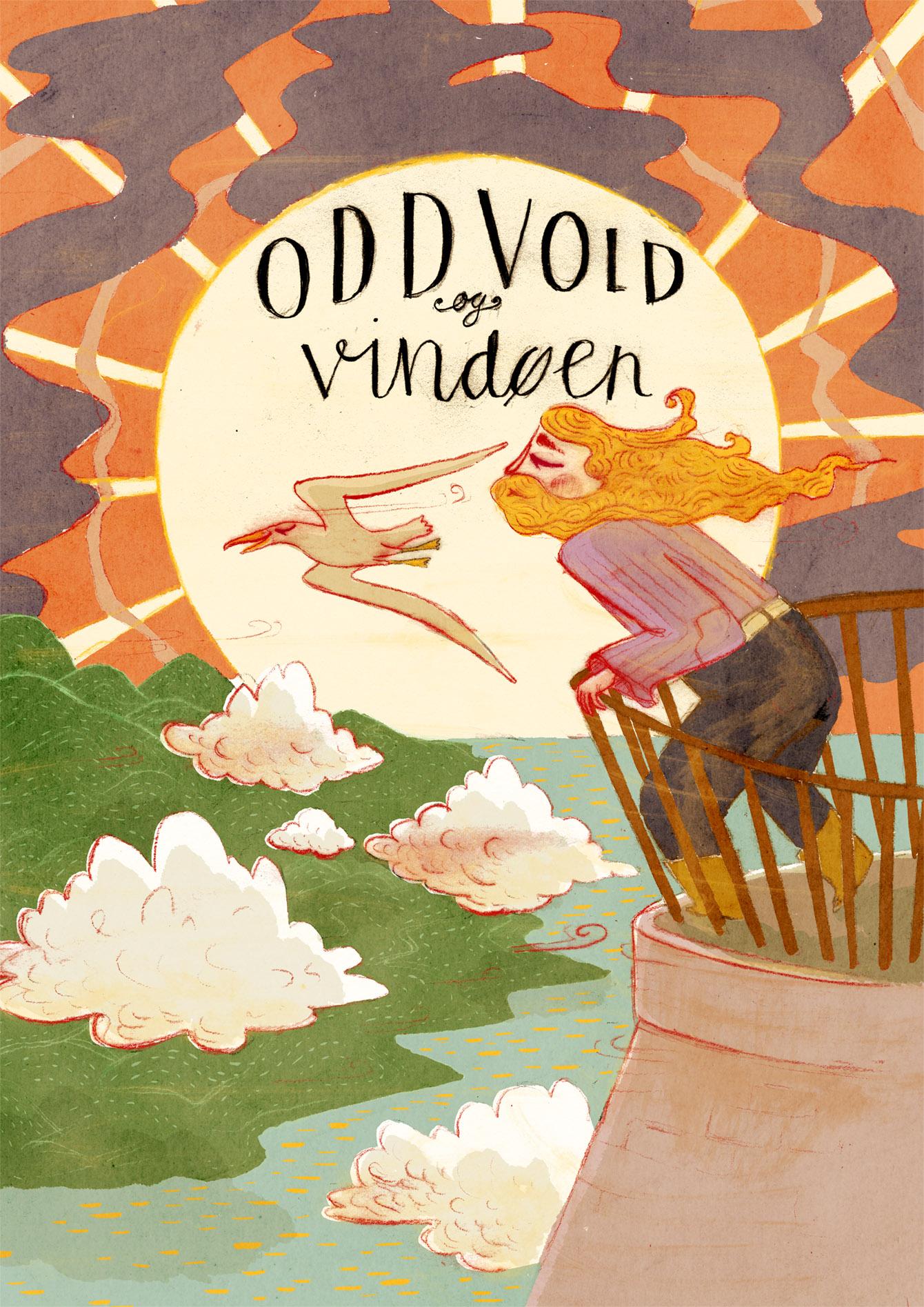 Jody Ghani Nordby :: Oddvold Cover